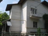 Жилой дом до облицовки фасада