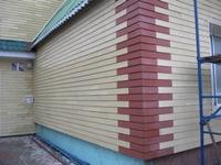 Облицовка фасада Сканроком