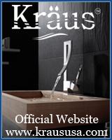 Смесители и мойки Kraus
